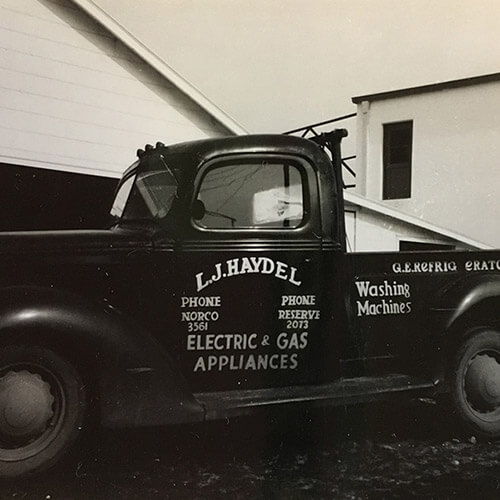 Haydel's Furniture & Appliances History